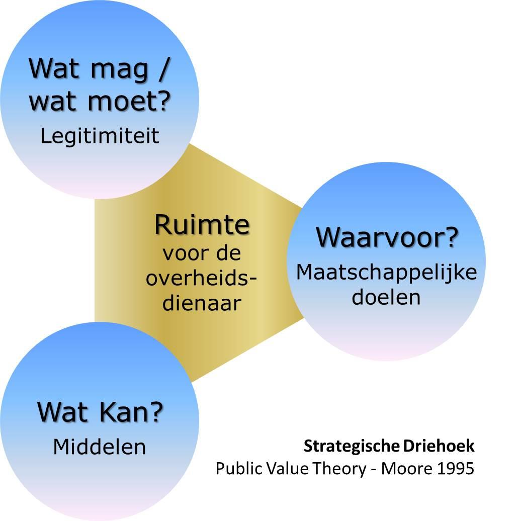 Strategische Driehoek Mark Moore